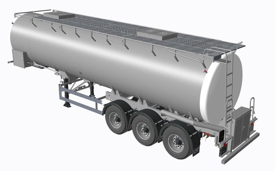 We create specifically designed food tankers