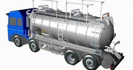 We can supply ADR tankers for most manufacturers bodies
