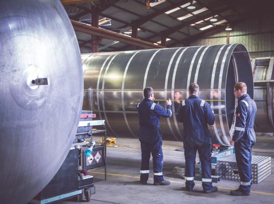 Crossland Production Facilities