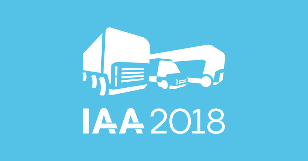 Crossland tankers are visiting the IAA show in hannover 2018